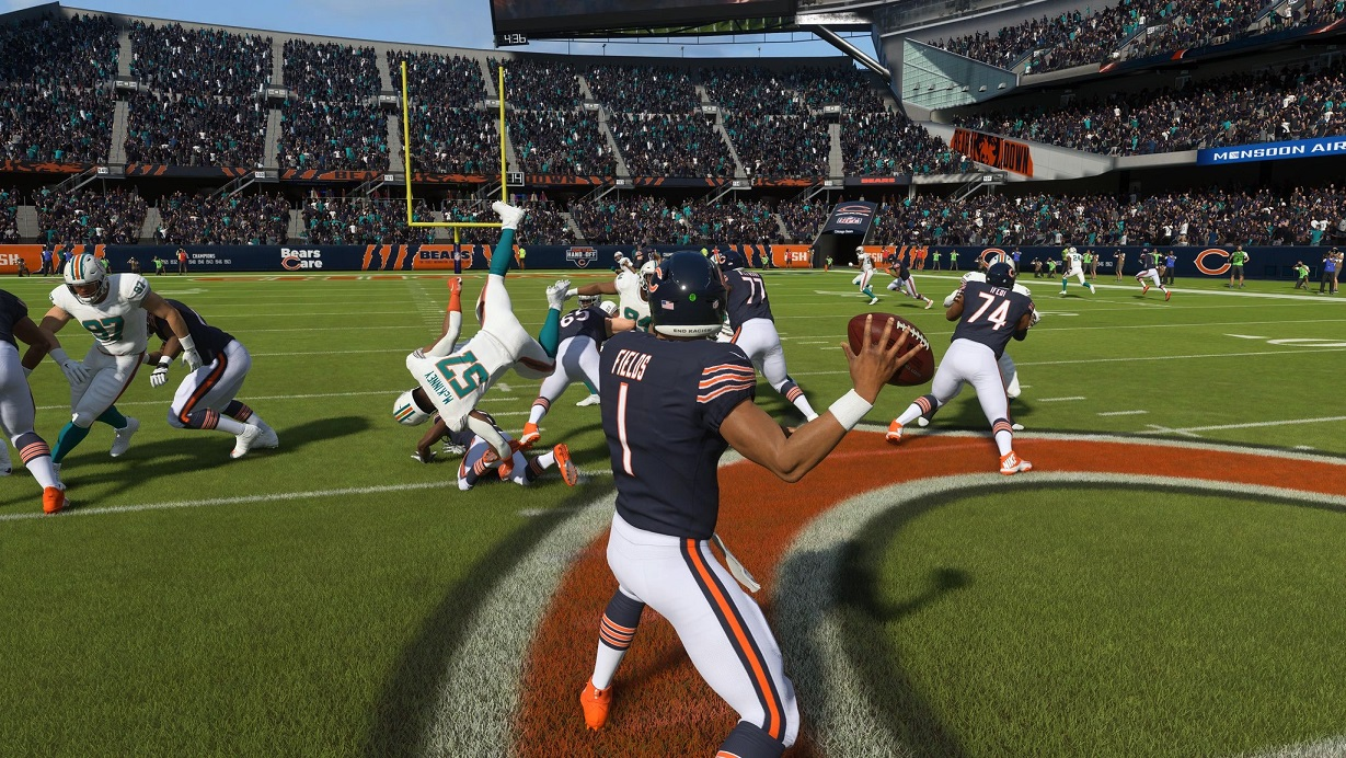 Madden NFL 22 – What Is Dynamic Gameday Momentum